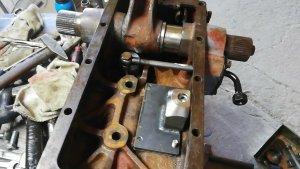 Modernizacja podnośnika c4011/c355/c360