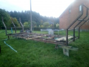 Budowa platformy