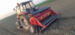 Case DB 1290 & Kongskilde Ecoline 250