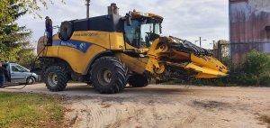 New Holland CX806