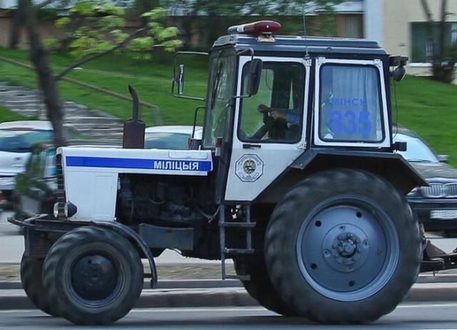 Klika ciekawostek o MTZ Belarus